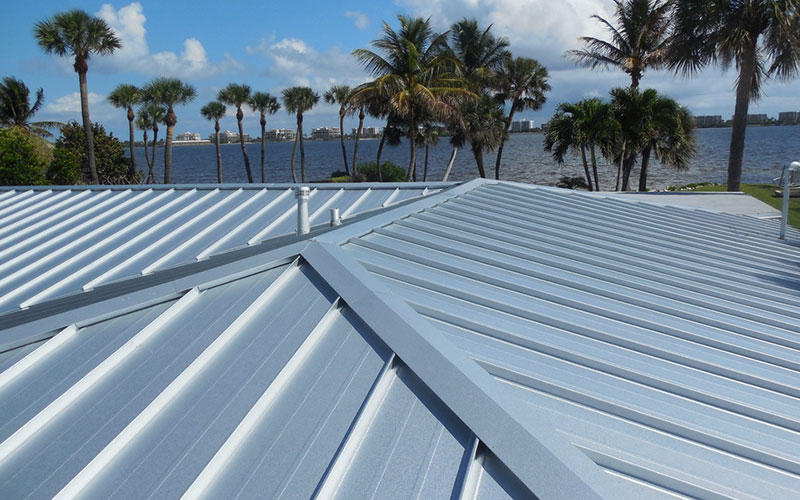 Standing Seam Metal Roof Style
